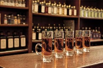 Punsch und Punschgetränke, Weinverkostung, Vinothek, Spirituosen Salzburg