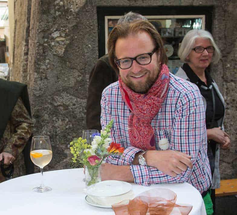 Weinpräsentation Michael Martin 05.04.2017