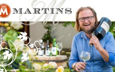 Weinverkostung Michael Martin 21.06.2018